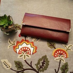 Prince Gardner cowhide wallet new